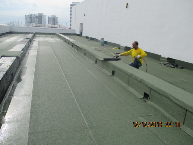 waterproofing works in singapore