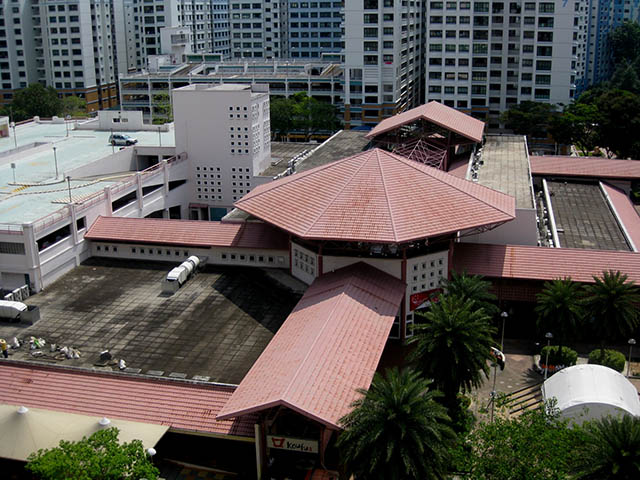 roof waterproofing singapore woodlands