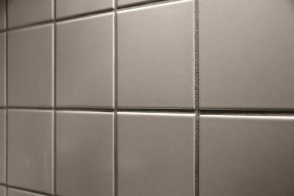 toilet grouting tiles
